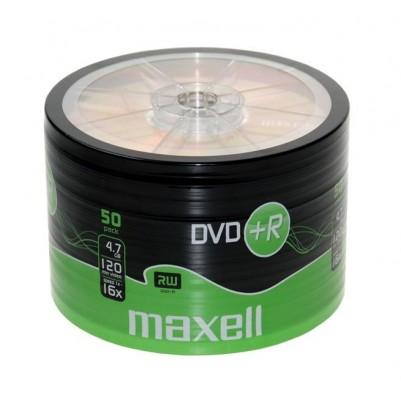 MAXELL DVD+R 4.7GB 16x speed 50er Bulk/shrink