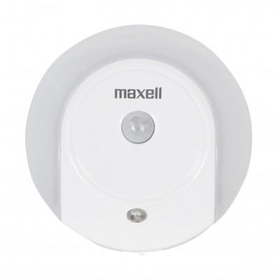MAXELL LED Nachtlicht mit Bewegungs - und Dämmerungssensor