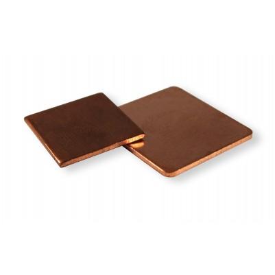 Rework Kupfer-Kühlkörper 20mm x 20mm