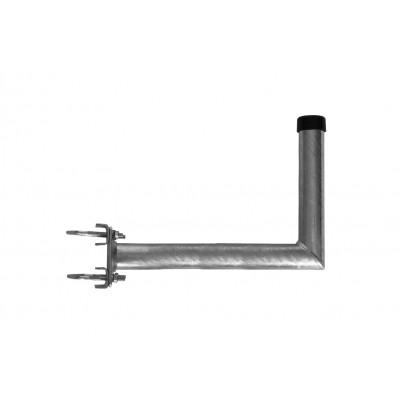 A.S.SAT Stahl Mastausleger 40 cm Feuerverzinkt