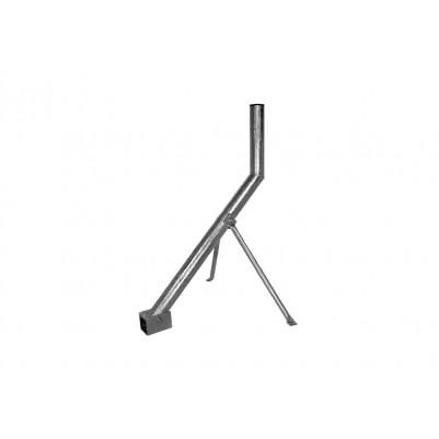 A.S.SAT Wand- und Standfußhalter Dreibein feuerverzinkter Stahl