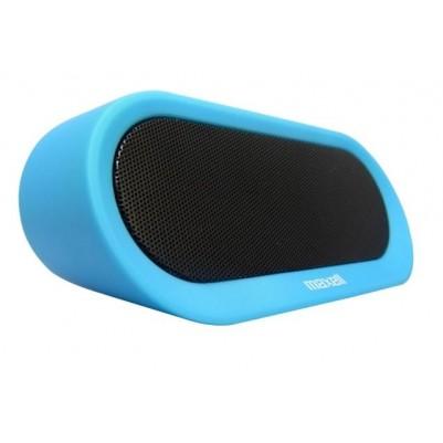Maxell MXSP-BT04 6 Watt Bluetooth Lautsprecher mit NFC blau