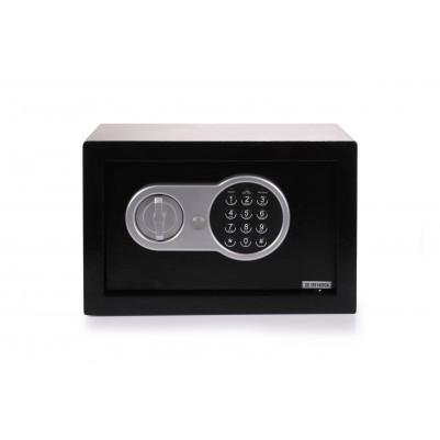 Elektronischer Safe Kjeld mit Zahlenschloss gesichert