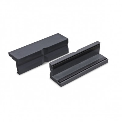 Bernstein Schonbacken Kunststoff mit Magnet 125mm Farbe grau