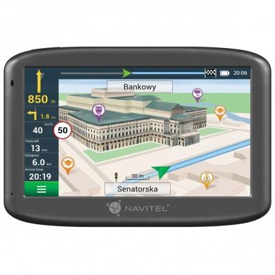 NAVITEL E505M Navigationsystem mit Magnethalterung