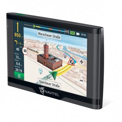 Navitel E500MT 5 Zoll Navigationssystem mit Magnethalterung