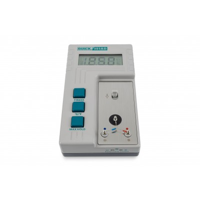 QUICK Digital-Temperatur-Messgerät 0°-800°C mit Werkskalibrierprotokoll