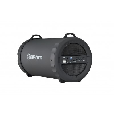 Manta SPK204FM Bluetooth Lautsprecher