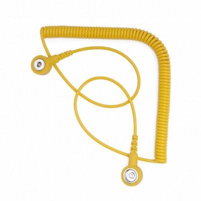 Bernstein ESD Spiralkabel für Armband
