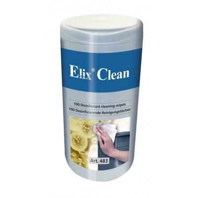 ELIX Clean Desinfizierende Reinigungstücher ECS 483