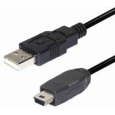 USB-Kabel Stecker A auf USB-Mini 2m