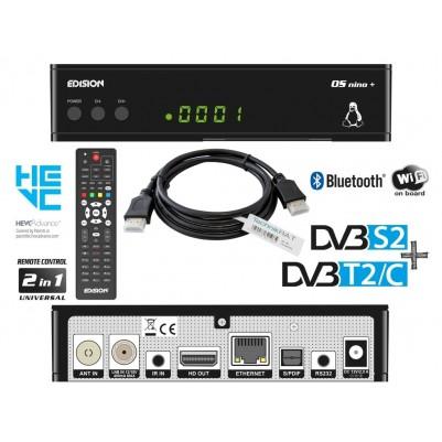 Edision OS NINO+ inkl. HDMI Kabel