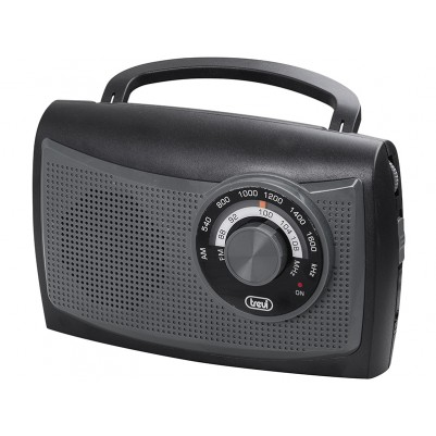Trevi Kofferradio 761 AM/FM schwarz
