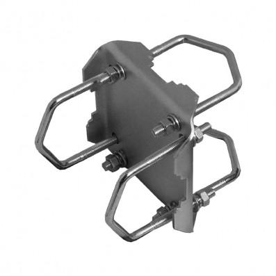 A.S.SAT Kreuzschelle für Rohre bis Ø 60mm