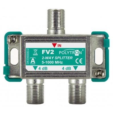Polytron BK 2-fach Verteiler 5-1000 MHz