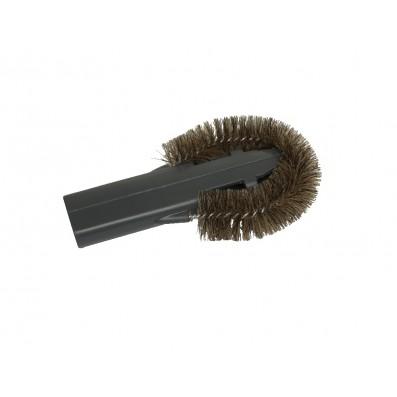 SEBO Heizkörper-Pinsel für alle Sebo Modelle, außer D-Geräte, grauschwarz