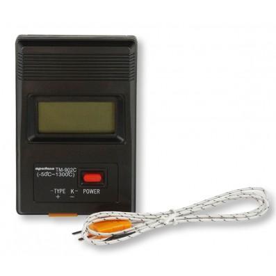 Thermometer mit Digitalanzeige