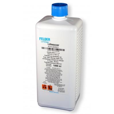 Lot-Flussmittel stark aktiviert F-SW12 1L Flasche